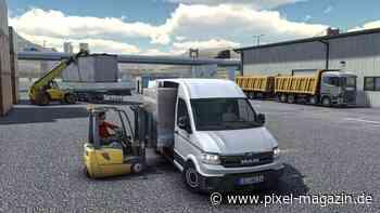 Umfangreiches Logistik-Game Truck & Logistics Simulator feiert Release - PIXEL.