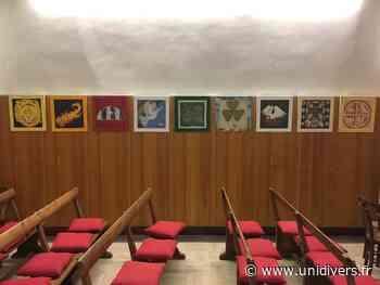 Visite guidée du temple protestant d'Epernay et de l'exposition de Marie-Hellen Geoffroy dimanche 20 septembre 2020 - Unidivers