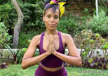 Take Kerry Washington's Yoga Class from Her Zen Garden and Feel Better - The Beet