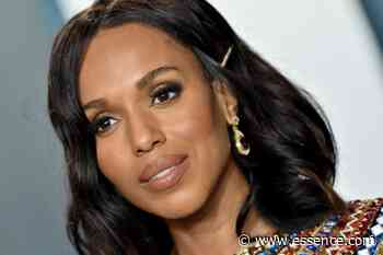 Kerry Washington Says This Is What Every Woman Needs In Her Beauty Arsenal - Essence