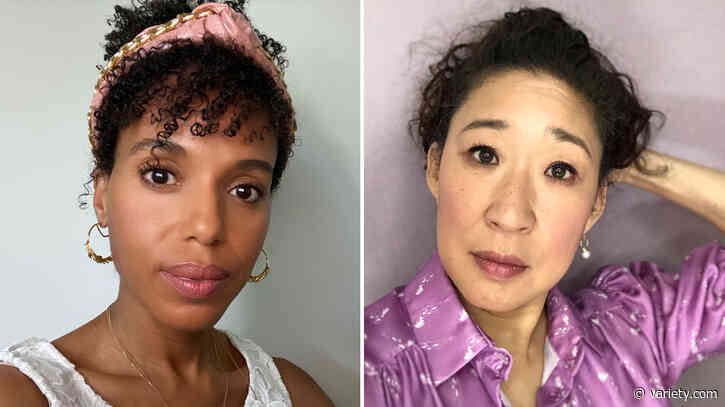 Sandra Oh and Kerry Washington on What They Learned From Shonda Rhimes - Variety
