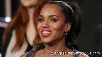 Kerry Washington talks about diversity problem in Hollywood - News Track English