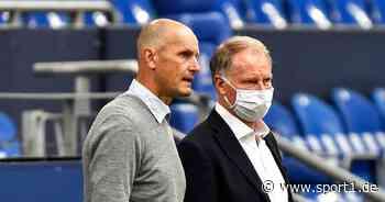 FC Augsburg: Stefan Reuter stärkt Trainer Heiko Herrlich - SPORT1