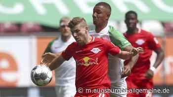 FCA-Pleite gegen RB Leipzig: Werner macht den Unterschied - Augsburger Allgemeine
