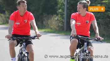 Nur wenige Spieler verlassen den FC Augsburg im Sommer - Augsburger Allgemeine