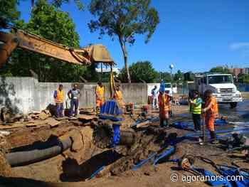 Serviços do Dmae afetarão abastecimento de água em bairros de Porto Alegre - Agora no RS