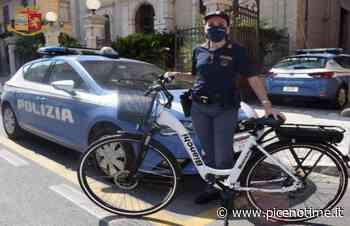 San Benedetto del Tronto, altra bici rubata. Polizia cerca proprietario per restituirla - picenotime