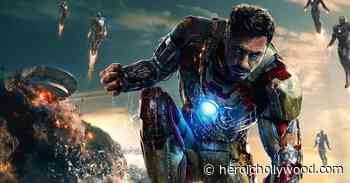 'Iron Man 3' Concept Art Reveals Unused Armor For Robert Downey Jr. - Heroic Hollywood