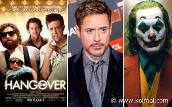 The Hangover Trilogy: From Robert Downey Jr. Being Considered For A Role To Joaquin Phoenix's Joker Connection, Check Out Some Lesser Known Facts - koimoi