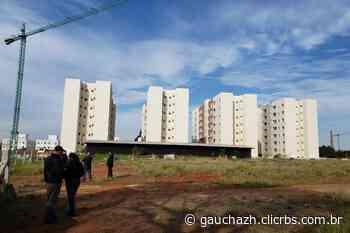 Famílias invadem condomínio inacabado na zona norte de Porto Alegre - GauchaZH