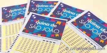 Morador de Cotia ganhou mais de R$ 30 milhões na Quina de São João - Correio Paulista