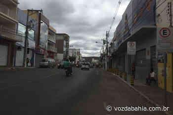Município de Brumado suspende decretos de flexibilização do comércio em cumprimento à decisão do TJ-BA - Voz da Bahia