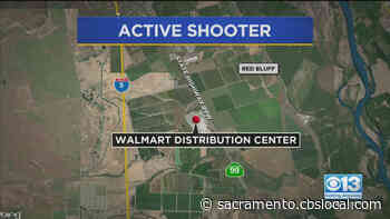 2 Killed In Shooting At Walmart Distribution Center In Northern California, Authorities Say