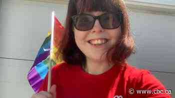 LGBTQ activist with autism plans Pride parade for Port Hawkesbury - CBC.ca