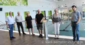Nach Umbau: Baesweiler Bad nimmt Betrieb am Montag auf - Aachener Zeitung