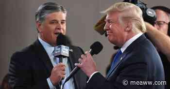 Trump's answer to Sean Hannity's question on agenda leaves Twitter in splits: 'Skip-skippety-bee-bop baboom' - MEAWW