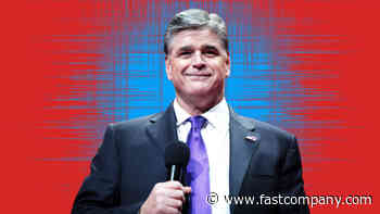 Study reveals Sean Hannity exposure increases COVID-19 - Fast Company