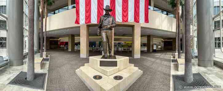Those we honor reflect our values, rename John Wayne Airport: Tom Umberg