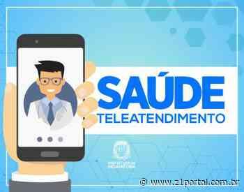 """Indaiatuba lança plataforma de atendimento virtual """"Minha Saúde"""" para pacientes do SUS - Z1 Portal de Notícias"""