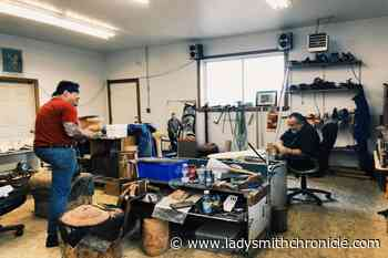Inside master carver Bill Henderson's shed on Vancouver Island - Ladysmith Chronicle