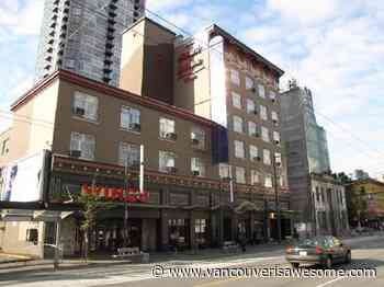 B.C. buys two Vancouver hotels for homeless - Vancouver Is Awesome