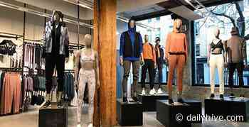 """Lululemon quietly shutters """"Lab"""" concept location in Downtown Vancouver   Urbanized - Daily Hive"""