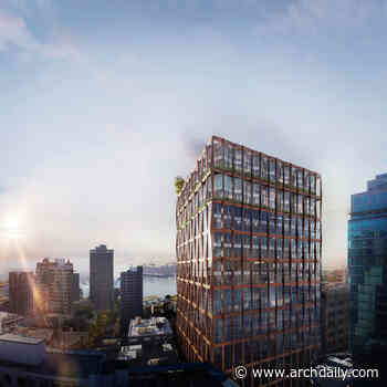 KPF Receives City Council Approval for 601 West Pender Street in Vancouver, Canada - ArchDaily