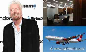 Virgin Australia makeover as Richard Branson's airline taken over by Bain Capital - Daily Mail