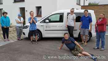 Aktion Mensch hilft in Bobingen - Augsburger Allgemeine