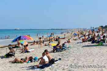 Florida breaks daily record with nearly 10,000 new coronavirus cases
