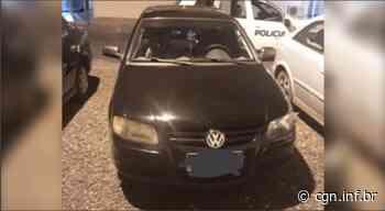 PM prende acusados de roubo e recupera veículo em Coronel Vivida - CGN