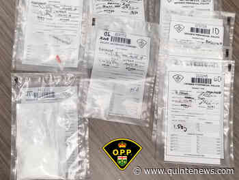 Drugs seized in Quinte West - Quinte News