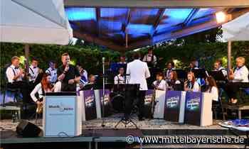 Blue Note Big Band spielt live in Postbauer-Heng - Mittelbayerische