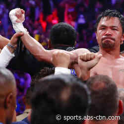 41-year old Manny Pacquiao shows off uncanny hand speed - ABS-CBN Sports
