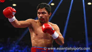 WATCH: Manny Pacquiao Stuns Fans With Lightning Speed Punches in New Video - Essentially Sports