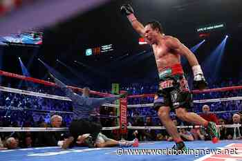 Manny Pacquiao vs Juan Manuel Marquez V 'too huge not to happen' – yet it didn't - WBN - World Boxing News