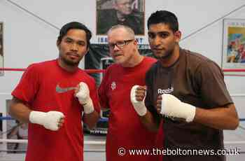 Amir Khan shoots down Manny Pacquiao sparring rumours - The Bolton News