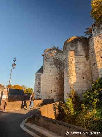 Visite guidée : « Les remparts de Loches : une forteresse imprenable » samedi 17 octobre 2020 - Unidivers