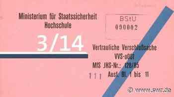 Die angeblichen Psychologie-Tricks der BRD gegen die DDR - SWR