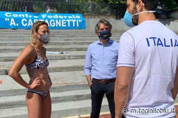 Pellegrini: Verona, caldo torrido: scappo a Livigno - TgGialloblu