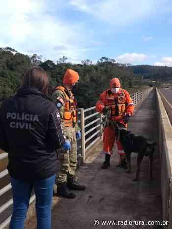 Grupo de Resgate de Concórdia procura jovem desaparecido em Capinzal - Rádio Rural