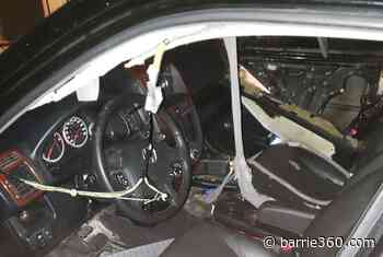 Bear breaks into, shreds several vehicles in Haliburton – Barrie 360 - Barrie 360