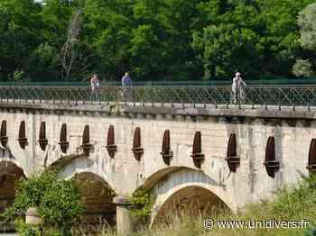 Découverte à vélo du Canal de Berry mercredi 8 juillet 2020 - Unidivers
