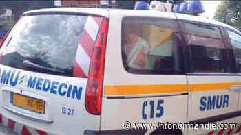 Un homme meurt écrasé par une palette de 300 kg à Franqueville-Saint-Pierre - InfoNormandie.com