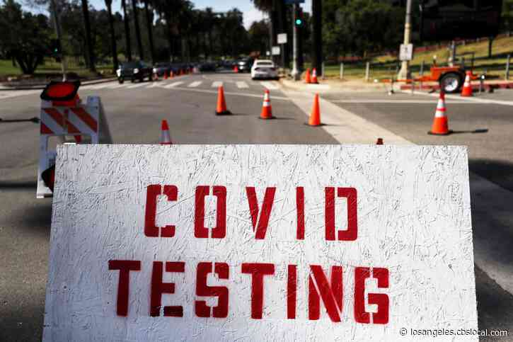 LA County Reports Increase In New Coronavirus Cases, Deaths And Hospitalizations; Spike In Cases Among Younger People