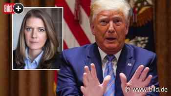 Donald Trumps Nichte wäscht in Skandalbuch schmutzige Familienwäsche - BILD