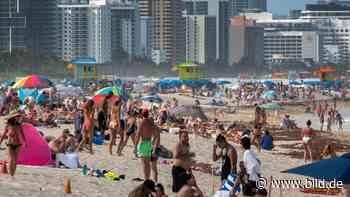 Corona-Explosion in den USA - Vor allem junge Amerikaner infiziert - BILD
