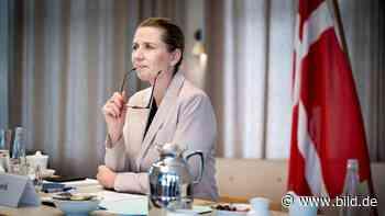 Corona: Mette Frederiksen bläst Hochzeit wegen EU-Gipfel ab - BILD