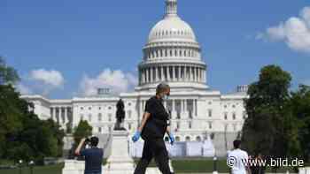 Nach Tod von George Floyd: US-Gesetz für Polizeireform gebilligt - BILD