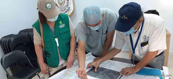 Refuerzan controles sanitarios en Divalá y Nuevo Méjico, Chiriquí, tras aumento de casos de Covid-19 - La Prensa Panamá